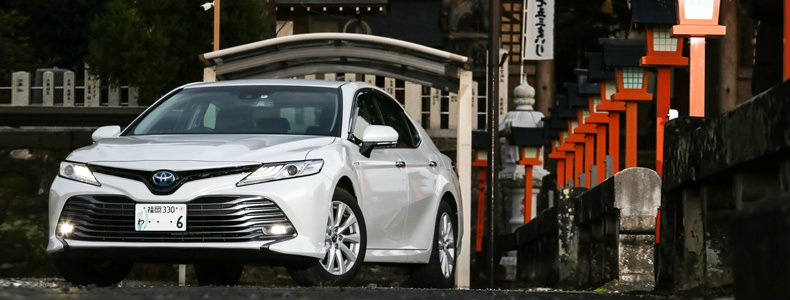豐田Camry Hybrid