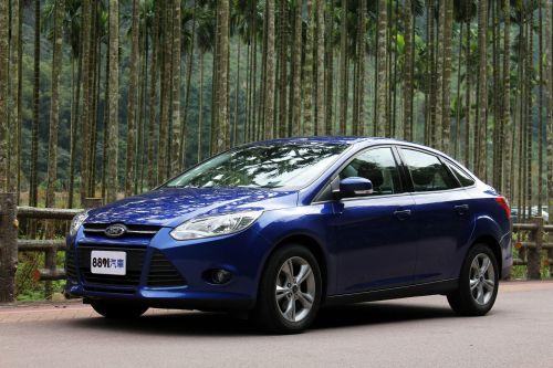 Ford/福特 Focus 4D