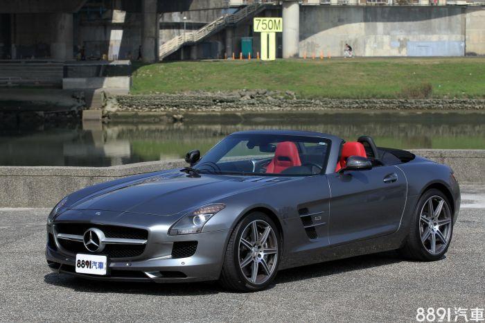 Mercedes-Benz SLS AMG 外觀圖片