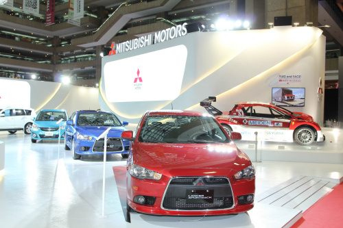 Mitsubishi/三菱 Lancer Sportback