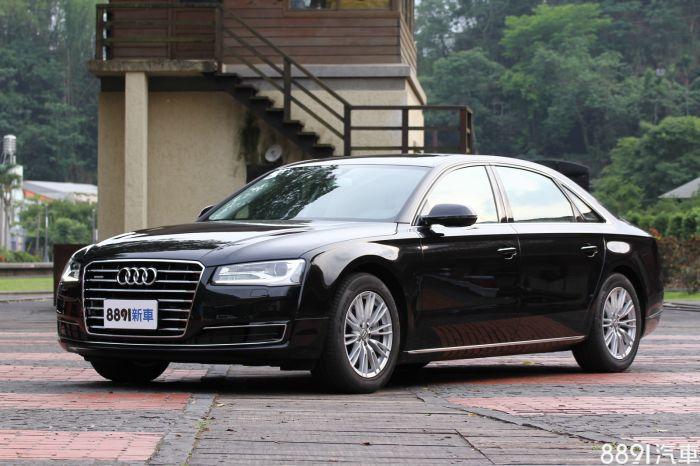 Audi A8 外觀圖片