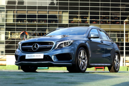 Mercedes-Benz/賓士 GLA