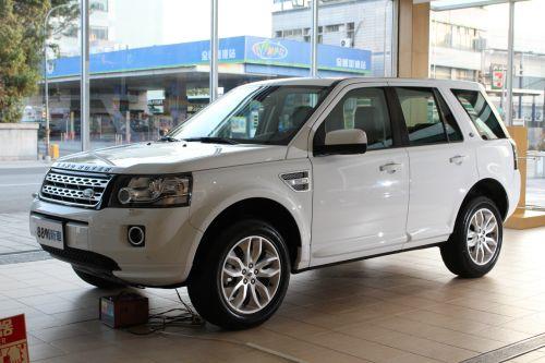 Land Rover/荒原路華 Freelander