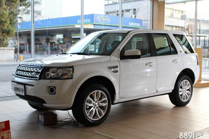 Land Rover Freelander 外觀圖片
