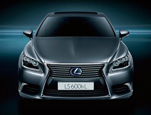 Lexus/凌志 LS