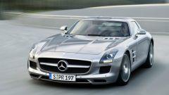 2011 Mercedes-Benz SLS AMG Coupe 6.3
