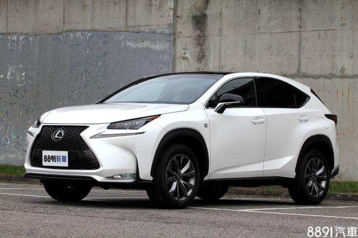 Lexus NX 外觀圖片