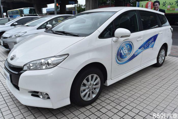 Toyota Wish 外觀圖片