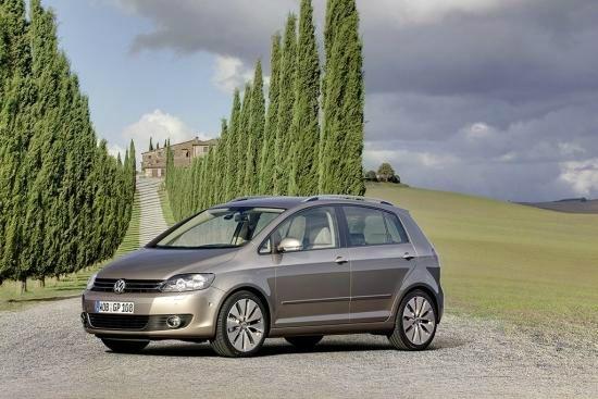 Volkswagen Golf Plus 外觀圖片