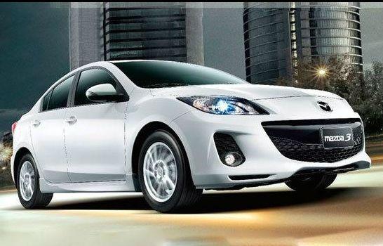 Mazda/馬自達 3 4D
