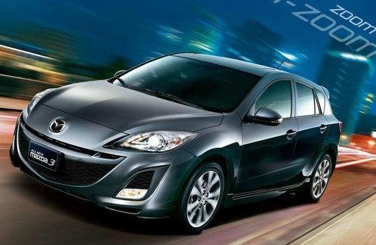 Mazda/馬自達 3 5D