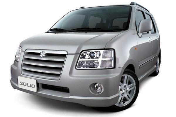 Suzuki Solio 外觀圖片