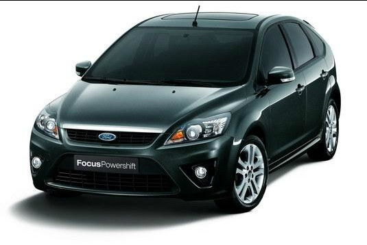 Ford Focus Powershift