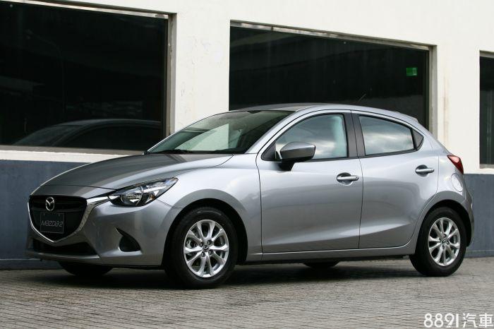Mazda 2 外觀圖片