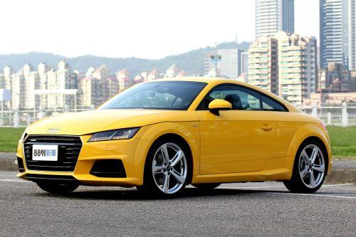 Audi/奧迪 TT