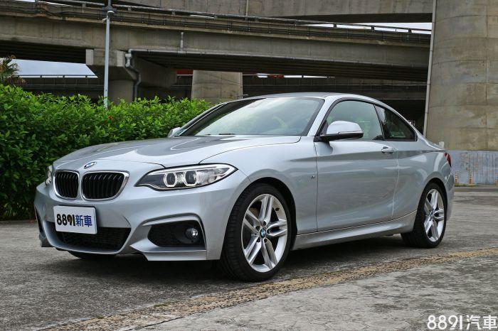 BMW 2-Series Coupe 外觀圖片