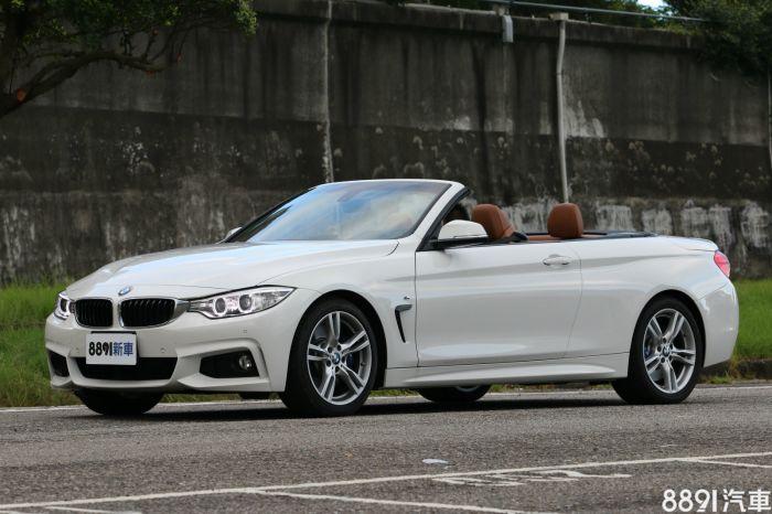 BMW 4-Series Convertible 外觀圖片