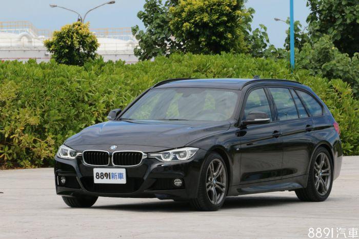 BMW 3-Series Touring 外觀圖片