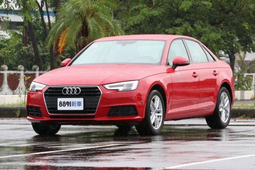Audi/奧迪 A4 Sedan