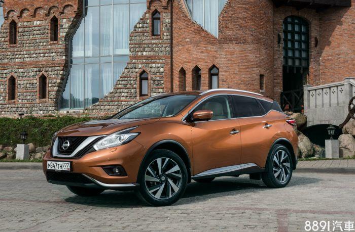 Nissan Murano 外觀圖片