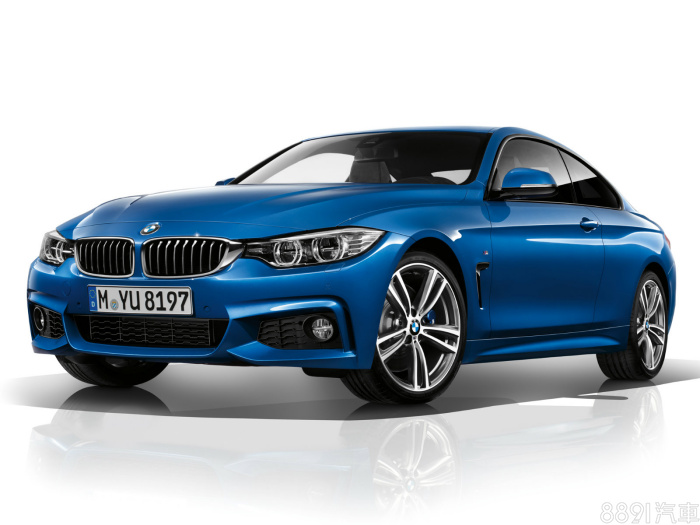 BMW 4-Series Coupe 外觀圖片
