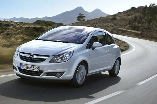 Opel Corsa 外觀圖片