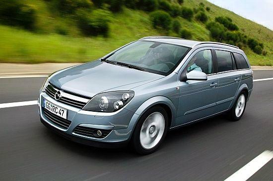 Opel Astra Sportwagon 外觀圖片