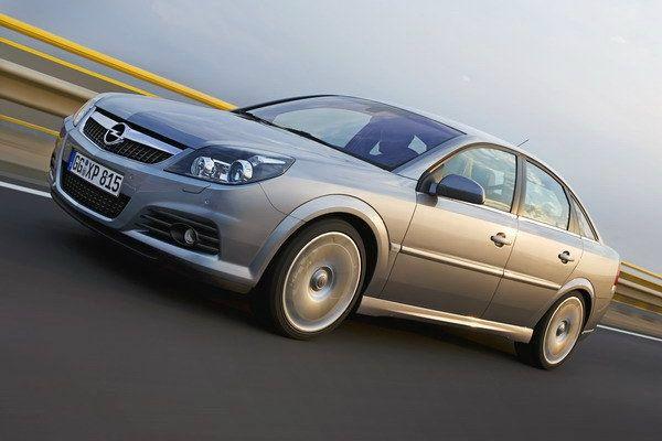Opel Vectra 外觀圖片