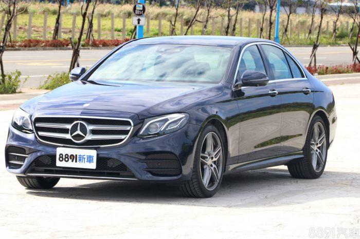 Mercedes-Benz E-Class Sedan 外觀圖片