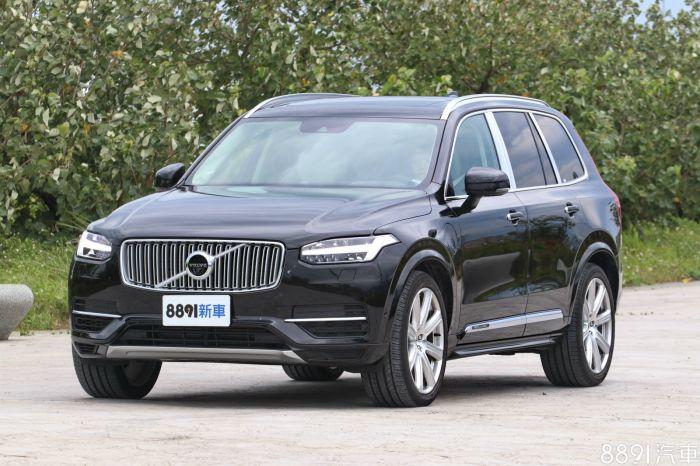 Volvo XC90 外觀圖片