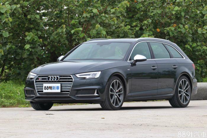 Audi A4 Avant 外觀圖片