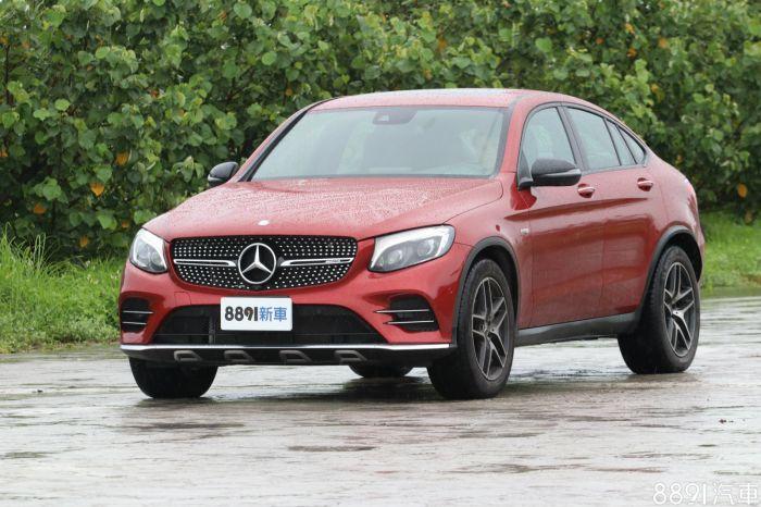 Mercedes-Benz GLC Coupe 外觀圖片