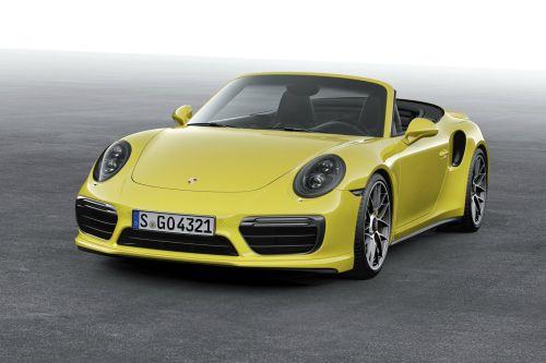 Porsche/保時捷 911 Turbo