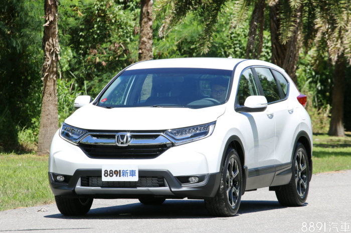 Honda CR-V 外觀圖片