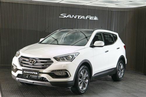 Hyundai/現代 Santa Fe