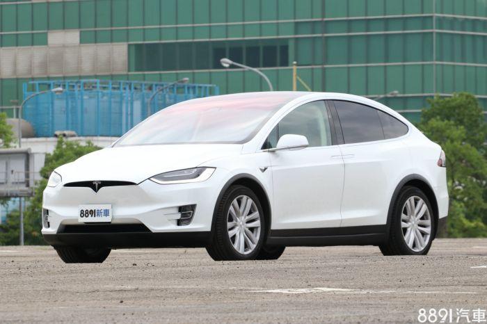 Tesla Model X 外觀圖片