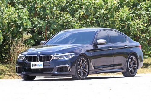 BMW/寶馬 5-Series Sedan