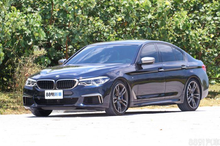 BMW 5-Series Sedan 外觀圖片