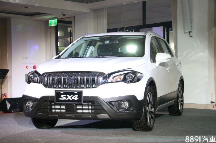 Suzuki SX4 外觀圖片