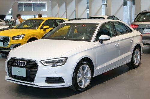Audi/奧迪 A3 Sedan