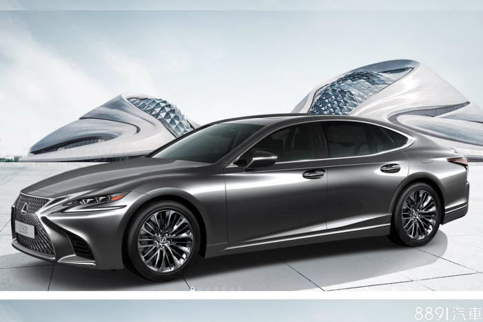 Lexus LS 外觀圖片