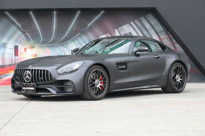 Mercedes-Benz AMG GT 外觀圖片