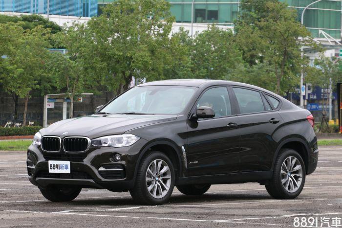 BMW X6 外觀圖片