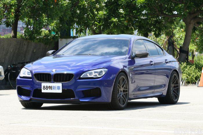 BMW M6 外觀圖片