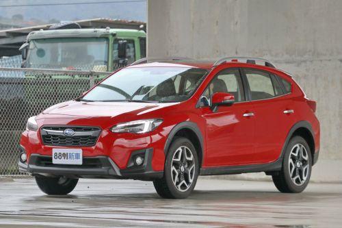 Subaru/速霸陸 XV