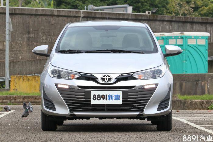 Toyota Vios 外觀圖片