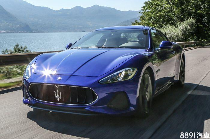 Maserati GranTurismo 外觀圖片