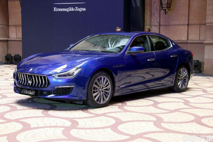 Maserati Ghibli 外觀圖片