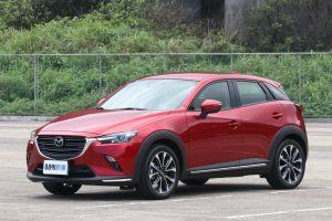 Mazda CX-3 2018 Sky-G尊榮型