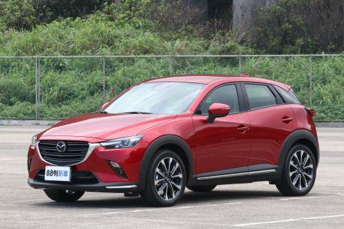 Mazda/馬自達 CX-3
